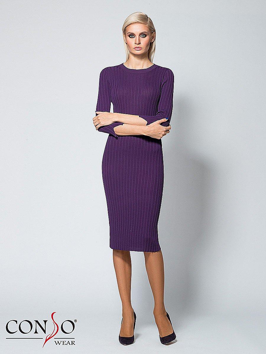 54e714e71db Купить трикотажные платья для женщин в интернет-магазине Consowear ...