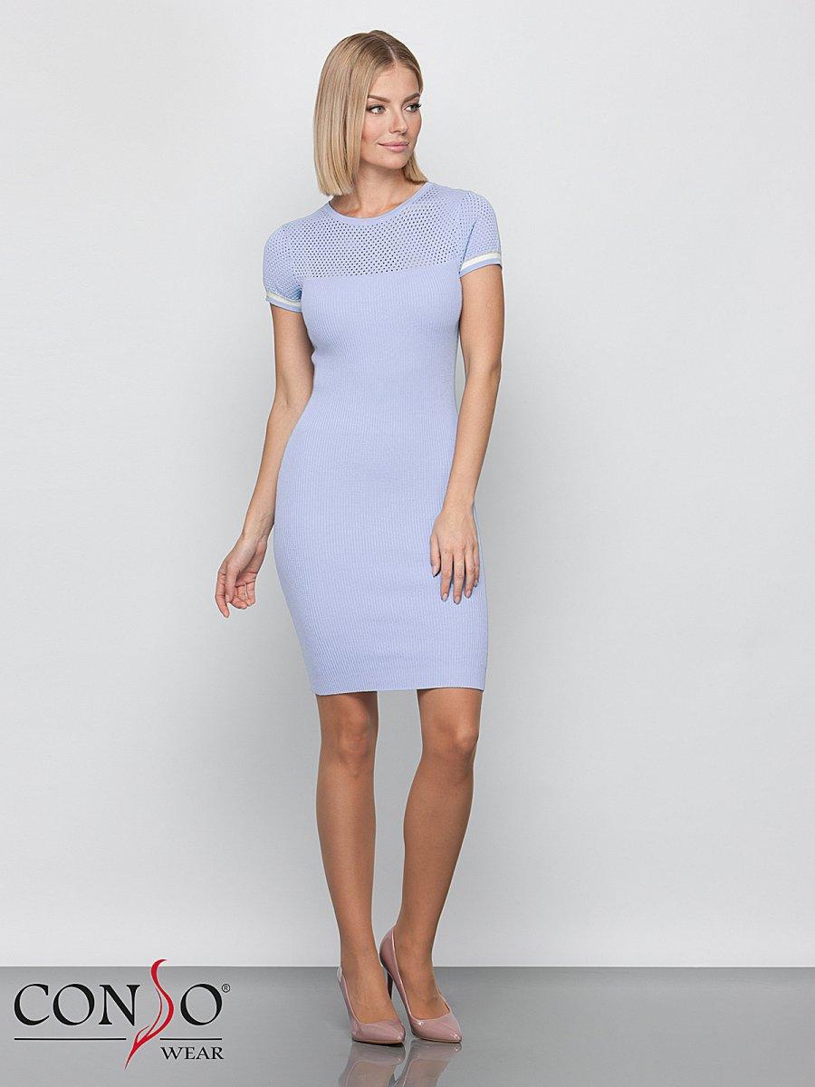 423928ed83b Купить трикотажные платья для женщин в интернет-магазине Consowear ...