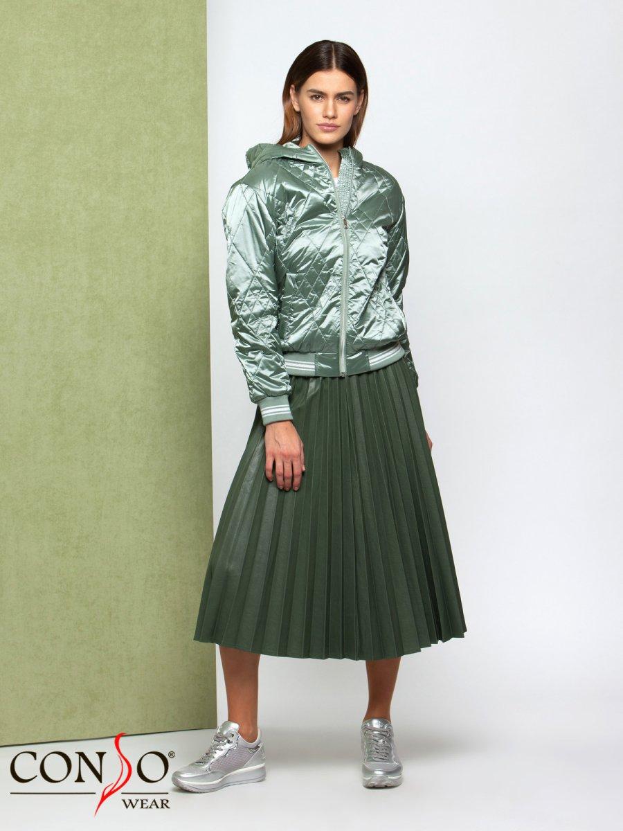 Куртка женская SS 200109 menthol Consowear